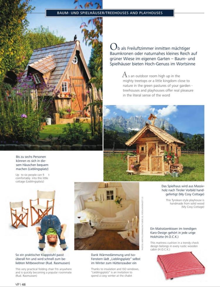 Kinderspielhaus Holz Hagebau ~ Pressebereich • Lieblingsplatz Home