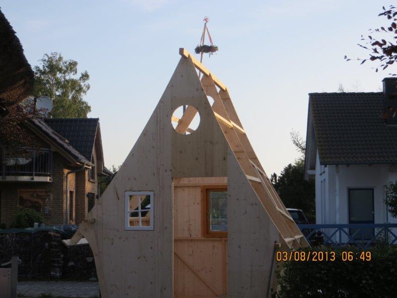 Kinderspielhaus Holz Hexenhaus ~ Kundenstimmen • Lieblingsplatz Home